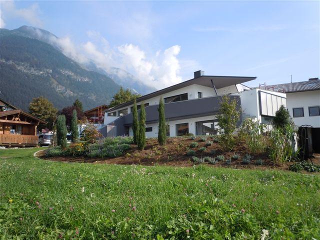 Privathaus Thaur, Fertigstellung Sommer 2011